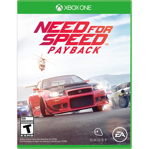 Electronic Arts Need for Speed Payback (Xbox One)