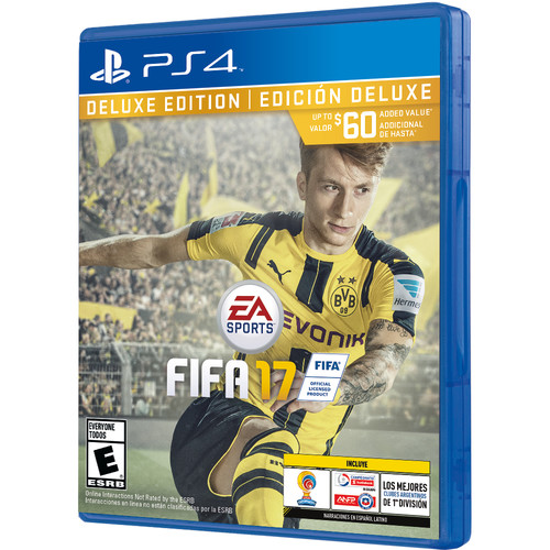 Electronic Arts FIFA 17 Deluxe Edition (PS4)