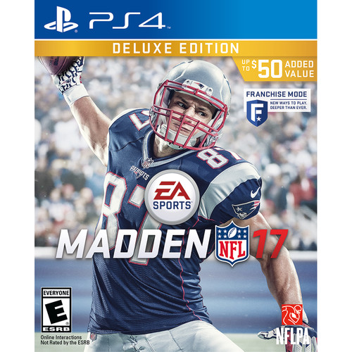 Electronic Arts Madden NFL 17 Deluxe Edition (PS4)