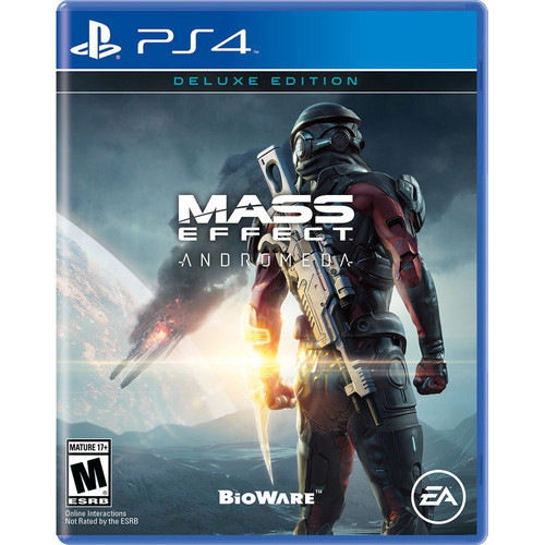 Electronic Arts Mass Effect Andromeda Deluxe Edition (PS4)