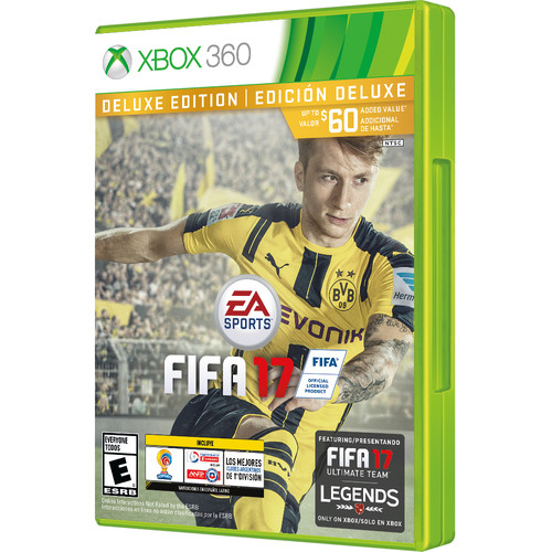 Electronic Arts FIFA 17 Deluxe Edition (Xbox 360)