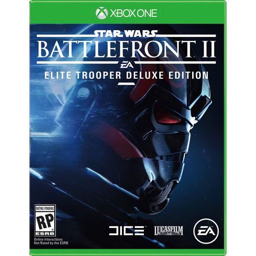 Electronic Arts Star Wars Battlefront II Elite Trooper Deluxe Edition (Xbox One)