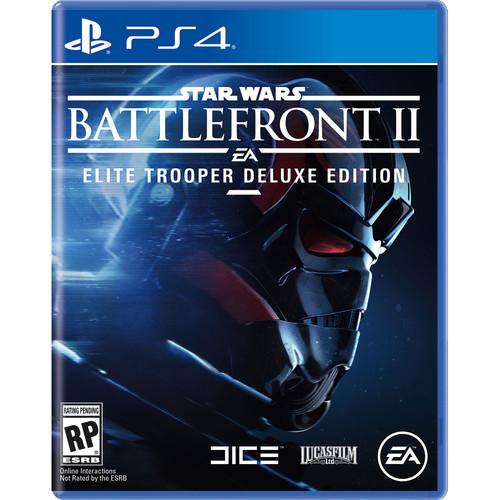 Electronic Arts Star Wars Battlefront II Elite Trooper Deluxe Edition (PS4)
