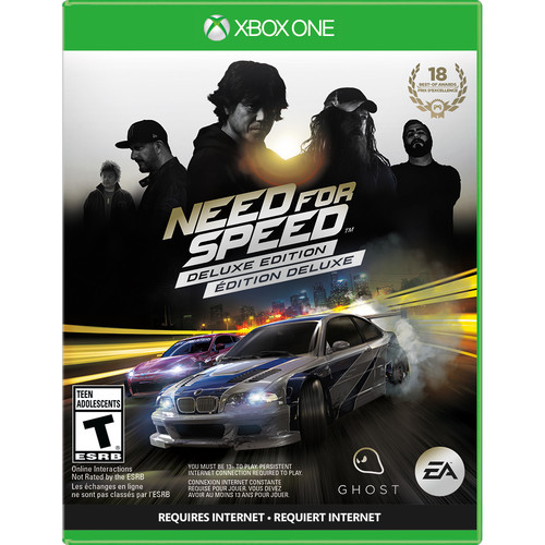 Electronic Arts Need for Speed Payback Deluxe Edition (Xbox One)