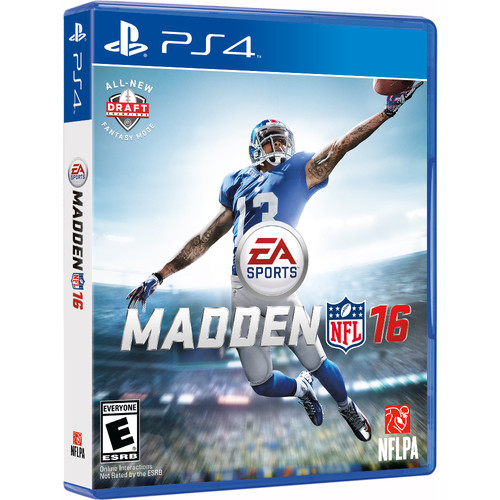 Electronic Arts Madden NFL 16 (PS4)