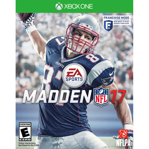 Electronic Arts Madden NFL 17 (Xbox One)