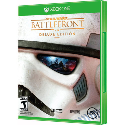 Electronic Arts Star Wars Battlefront Deluxe Edition (Xbox One)