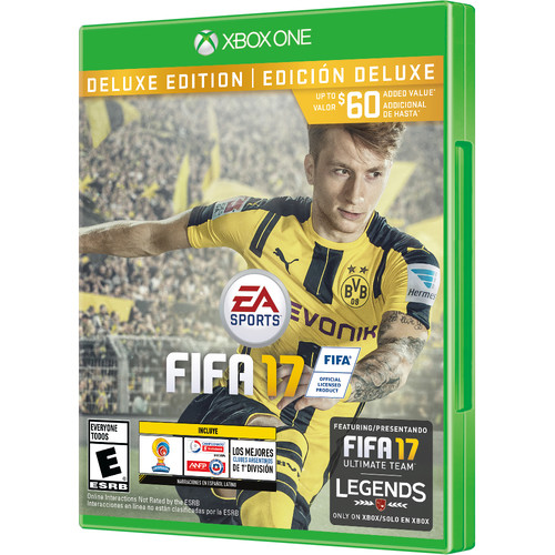 Electronic Arts FIFA 17 Deluxe Edition (Xbox One)