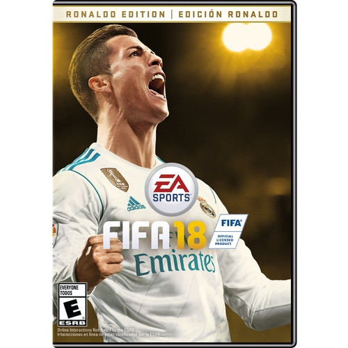 Electronic Arts FIFA 18 Ronaldo Edition (Xbox One)