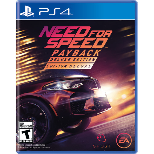Electronic Arts Need for Speed Payback Deluxe Edition (PS4)