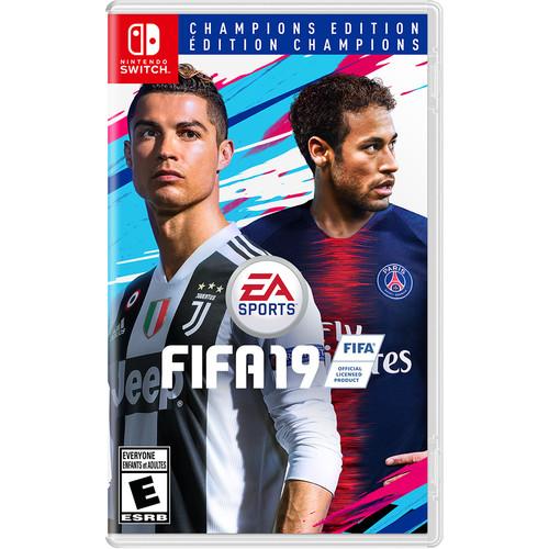 Electronic Arts FIFA 19 Champions Edition (Nintendo Switch)