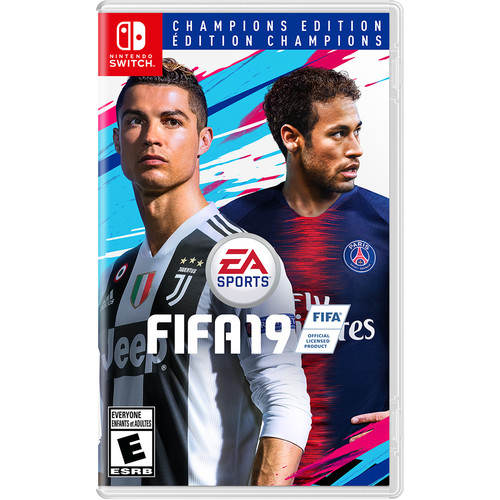 Electronic Arts FIFA 19 Champions Edition (Nintendo Switch)