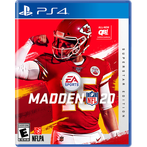 Electronic Arts Madden NFL 20 Superstar Edition (PlayStation 4)