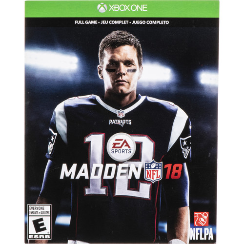 Electronic Arts Madden NFL 18 (Download Code, Xbox One)
