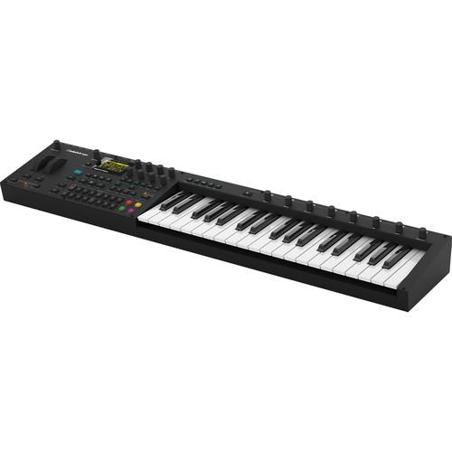 Elektron Digitone Keys Eight-Voice Digital FM Synthesizer and Sequencer