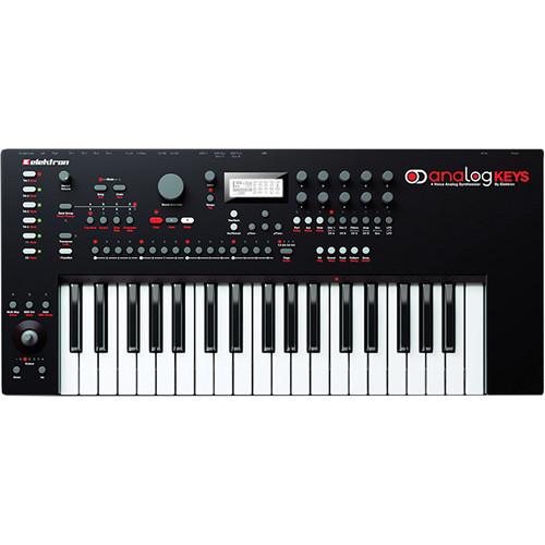 Elektron Analog Keys 37-Key 4-Voice Analog Synthesizer