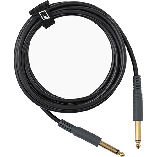 "Elektron 1/4"" TS to 1/4"" TS Instrument Cable (4.9')"