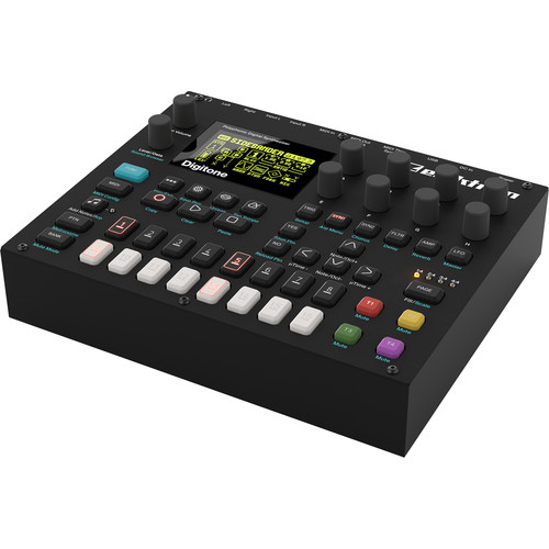 elektron digitone eight voice digital fm synthesizer and. Black Bedroom Furniture Sets. Home Design Ideas