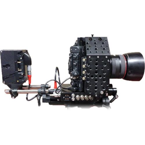 Element Technica Canon C300/C500 Right Cheese Plate for Smart Riser