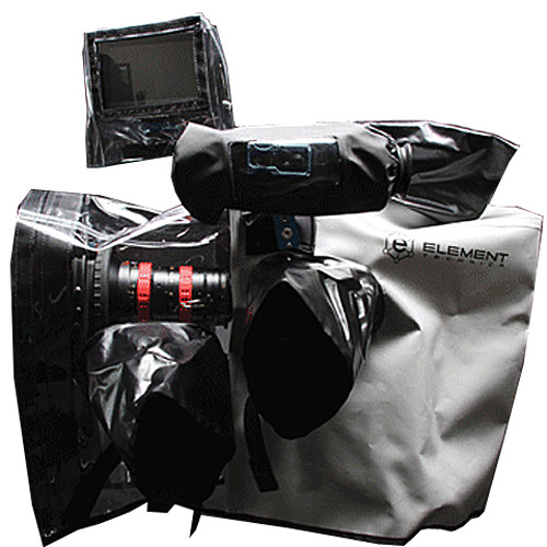 "Element Technica Raincover Kit with 7"" Monitor"