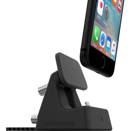 ElevationLab ElevationDock 4 for iPhones (Matte Black)