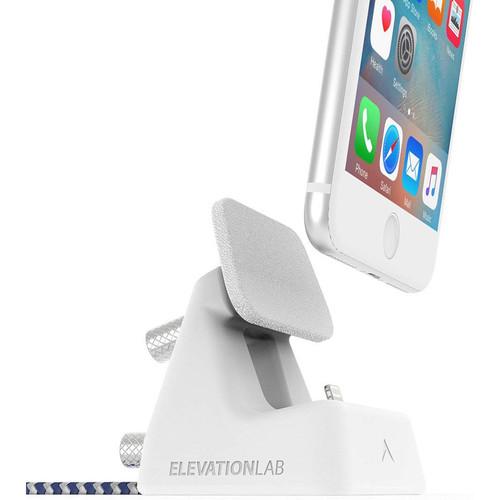 ElevationLab ElevationDock 4 for iPhones (Matte White)