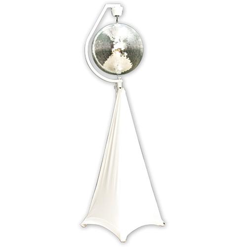 Eliminator Lighting Decor Mirror Ball Stand with Motor