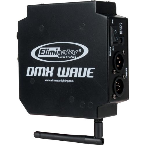 Eliminator Lighting Wireless & Battery Powered DMX Transceiver
