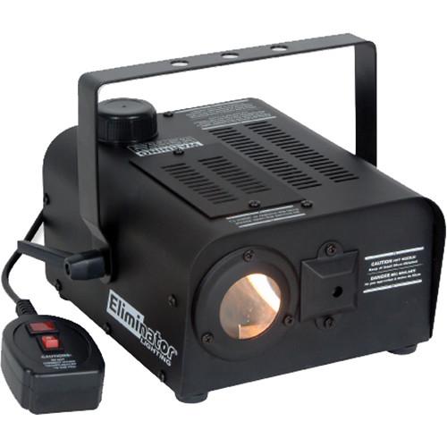 Eliminator Lighting Dynamic Duo MKII Fog Machine with Moonflower-Effect Light