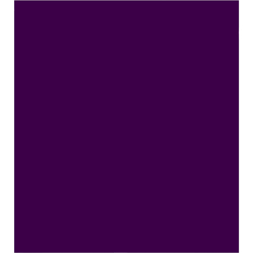 "Eliminator Lighting Plastic Gel Sheet (Purple, 21 x 24"")"