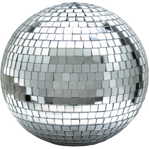 "Eliminator Lighting 12"" Mirror Ball"