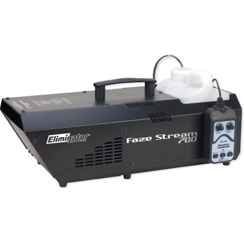 Eliminator Lighting Faze Stream 700 Fog Machine (650W)