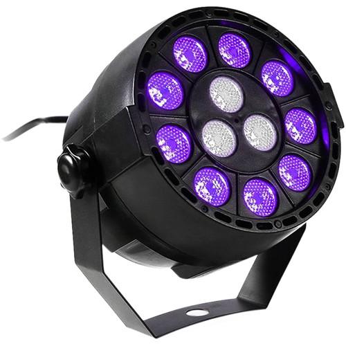 Eliminator Lighting Mini PAR UVW LED Light
