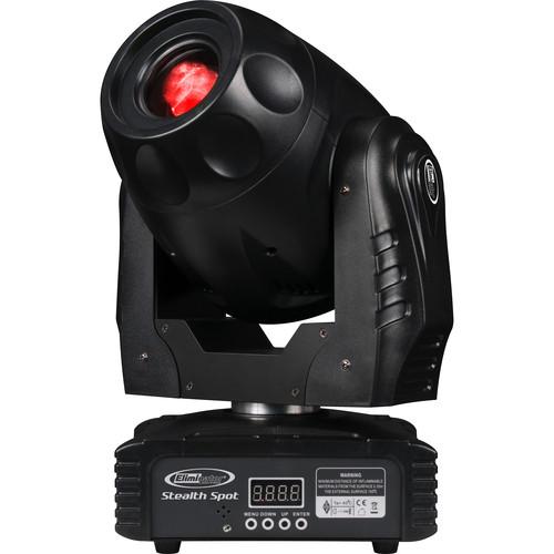 Eliminator Lighting Stealth Spot LED Moving Light Head