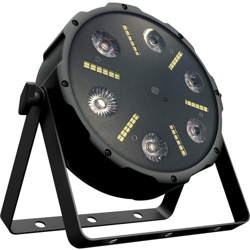 Eliminator Lighting Trio Par LED RG Effect Fixture