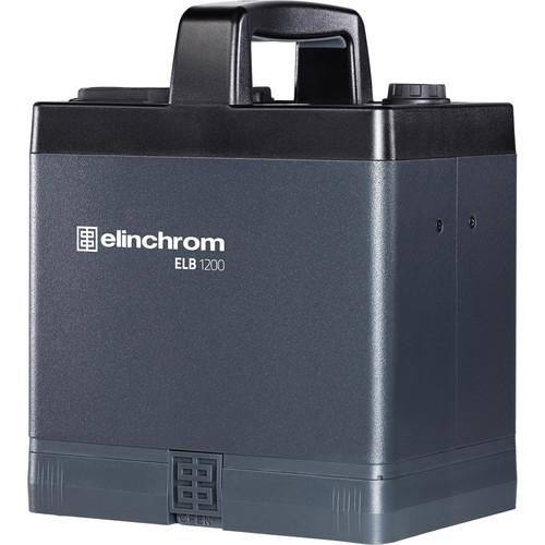 Elinchrom ELB 1200 Power Pack (No Battery)