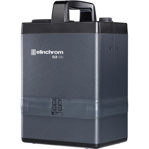 Elinchrom ELB 1200 Power Pack (With Battery)