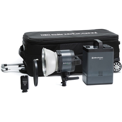 Elinchrom ELB 1200 Pro To Roll Kit