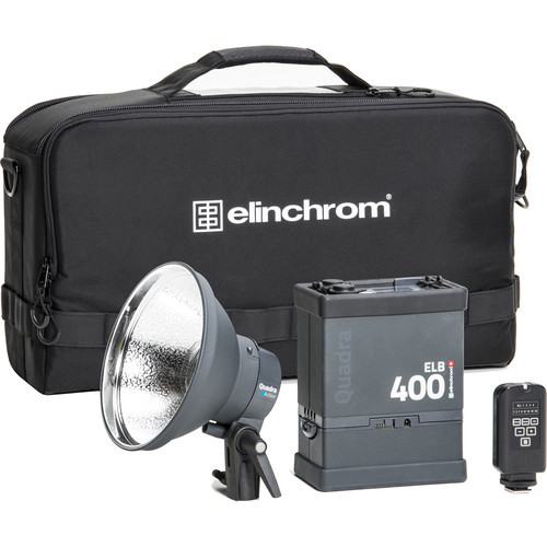 Elinchrom ELB 400 Action To Go Kit
