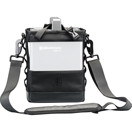 Elinchrom ELB Snappy Carry Bag for ELB 1200 Battery Pack