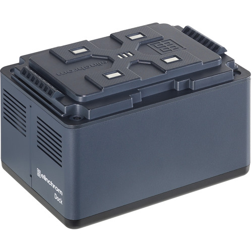 Elinchrom The Dock AC Power Supply for ELB 1200 Battery-Powered Pack