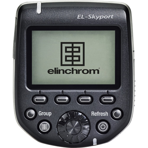 Elinchrom EL-Skyport Transmitter Plus HS for Canon