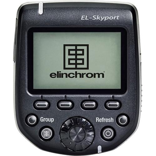 Elinchrom EL-Skyport Transmitter Plus HS for Olympus