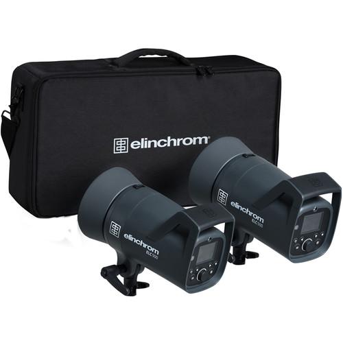 Elinchrom ELC 500 Dual Studio Monolight Kit