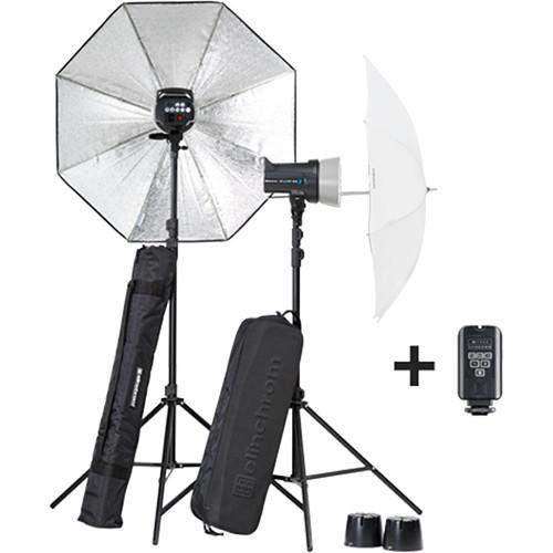 Elinchrom D-Lite RX 2/2 Umbrella To Go Kit