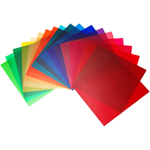 Elinchrom Color Filter Set of 20 (21 x 21cm)