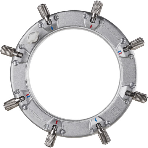 Elinchrom Rotalux Alien Bees Balcar Adapter: Elinchrom Rotalux Speed Ring For Elinchrom Flash Heads EL26343