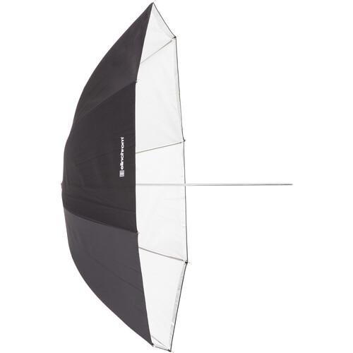 "Elinchrom Shallow Umbrella (White/Translucent, 33"")"