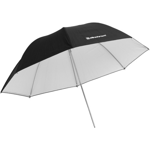 "Elinchrom 33"" Shallow Umbrella (White/Translucent)"