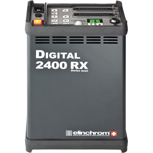 Elinchrom Digital 2400 RX Power Pack (230 VAC)